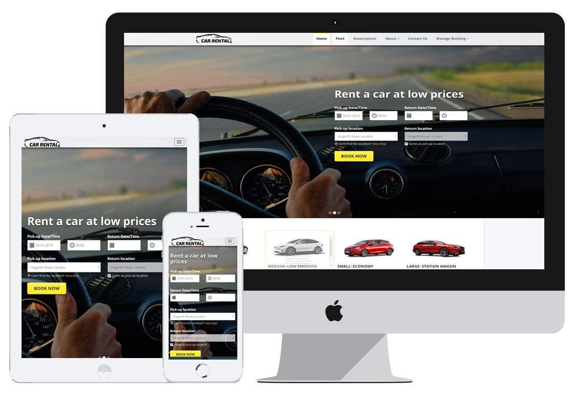Car Rental Websites >> Andronesi Com Car Rentals Website